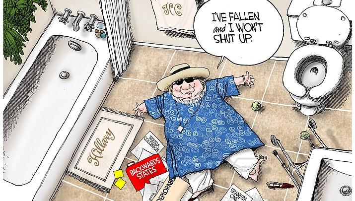 Editorial Cartoon | March 19, 2018