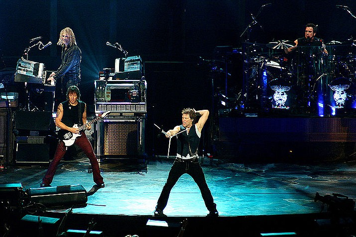 Bon Jovi, who have sold more than 120 million albums and launched multiple No. 1 hits, was first nominated in 2011.