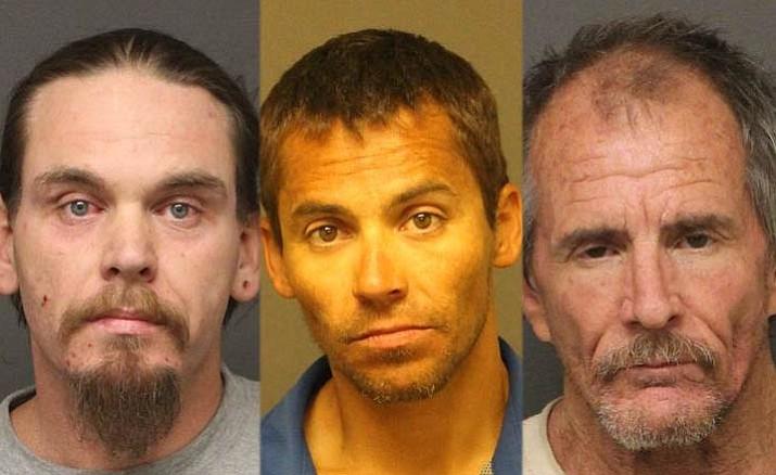 Kristopher Dean Thacker, Richard Daniel Lopez Jr., Jimmy Alan Harrison