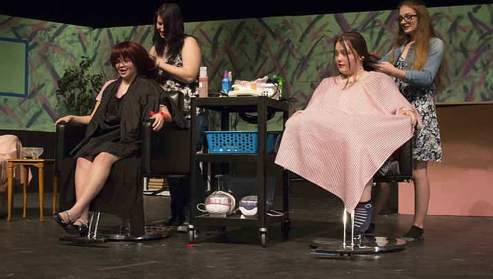 'Steel Magnolias' to steal the night at KHS
