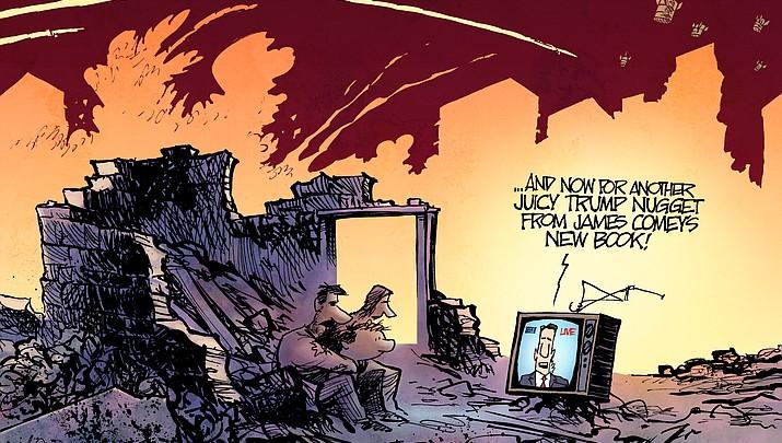 Editorial Cartoon | April 23, 2018