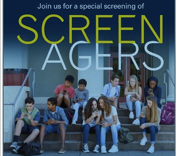 """Screenagers"" is a documentary about how parents are faced with the struggles over social media, video games, internet addiction and finding a balance between those and family interaction. (Courtesy Photo)"