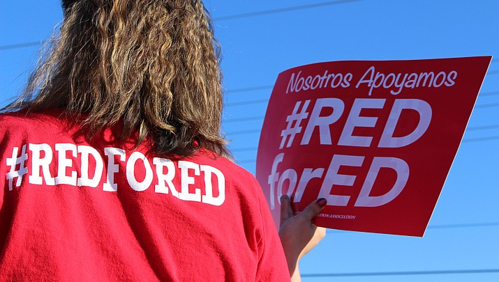 Local educators keep the pressure on for more funding