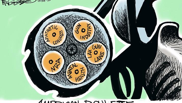 Editorial Cartoon | May 20, 2018
