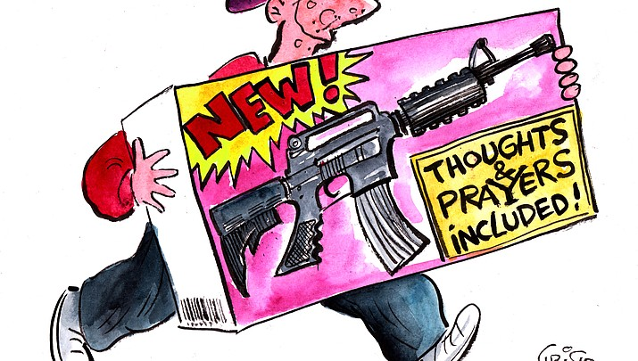 Editorial Cartoon | May 21, 2018
