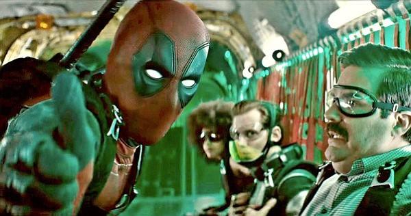 You'll have a riot at 'Deadpool 2'