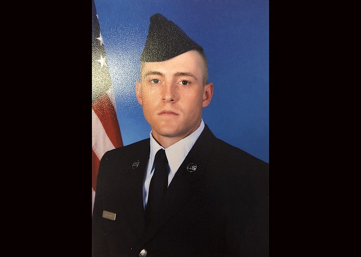 Garret Jackson Pettit graduated basic training June 14 at Lackland Air Force Base in San Antonio, Texas.