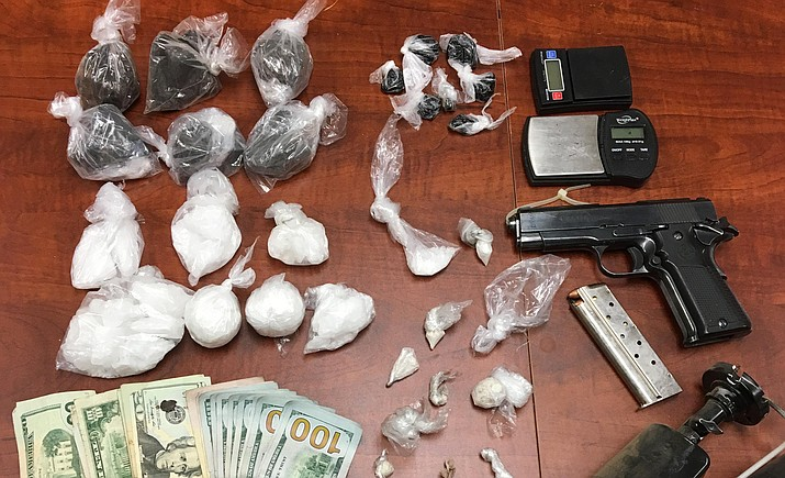 On Dec. 19, 2018, detectives obtained a search warrant for a home on the 200 block of S. 14th Street in Cottonwood. During the search, more than one pound of heroin and over half a pound of methamphetamine was found in the master bedroom, according to the Yavapai County Sheriff's Office.