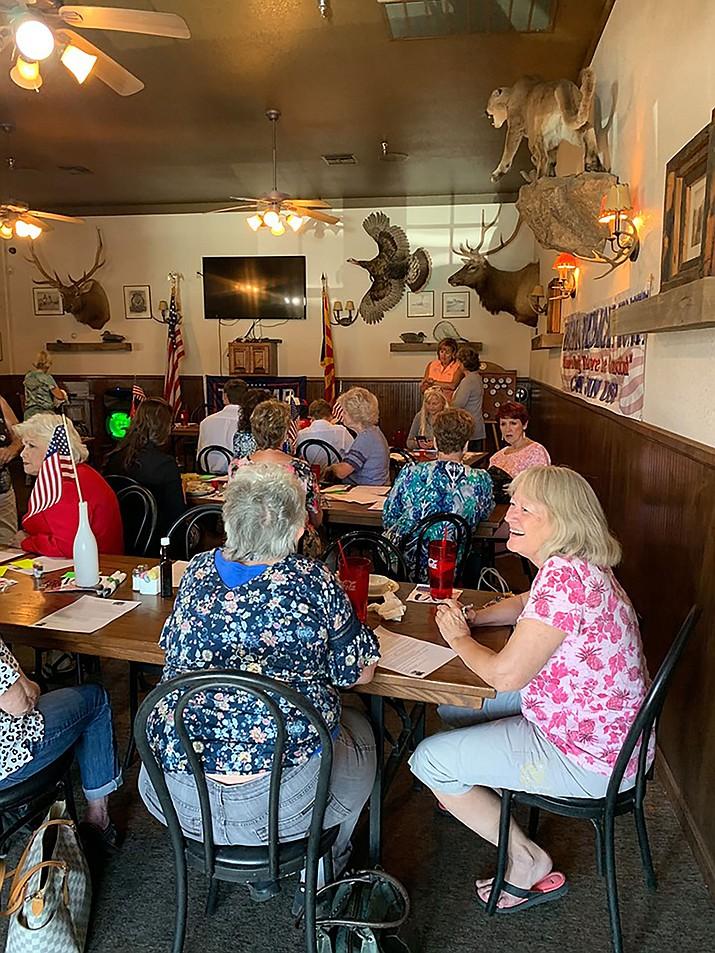 A past Kingman Republican Women's general monthly meeting. (KRW courtesy photo)