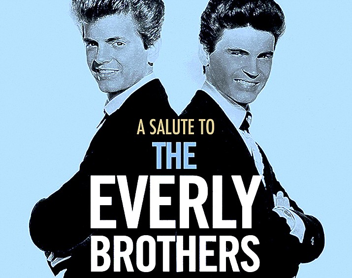 """Join Lonely Street Productions Saturday, Nov. 2, for its """"Bye, Bye Love! – A Salute to the Everly Brothers"""" show at the Elks Theatre and Performing Arts Center, 117 E. Gurley St."""