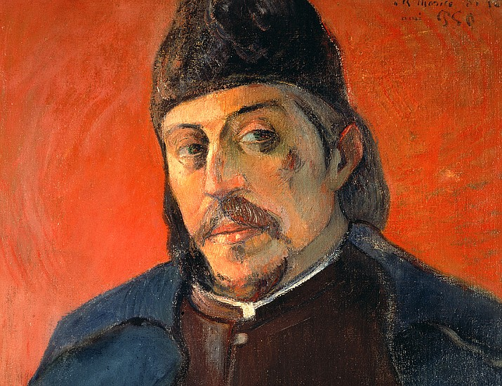 """""""Gauguin from the National Gallery, London"""" is a new 60-minute documentary about the life and work of Paul Gauguin narrated by actor Dominic West (The Wire, The Affair, Colette)."""