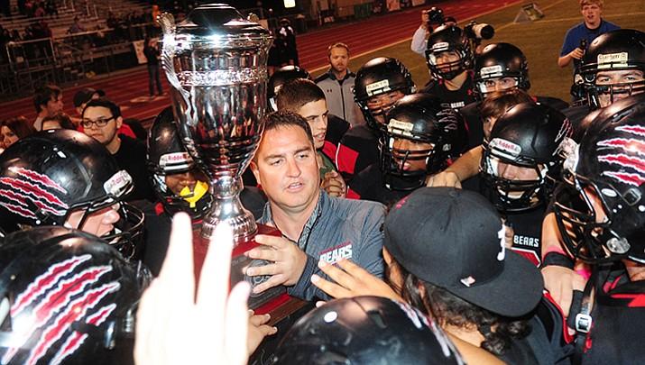 Contract not renewed for Bears football coach Moran