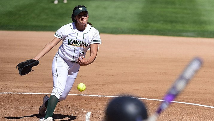 Roughriders softball continues torrid pace, sweeps South Mountain (gallery)