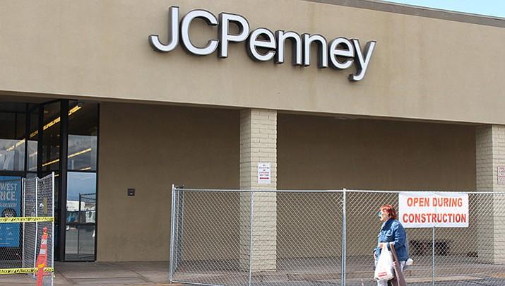 Kingman's JC Penney survives corporate downsizing