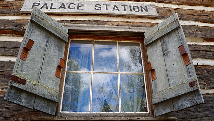 Want to live the stagecoach life? Palace Station being prepared for rent (video)