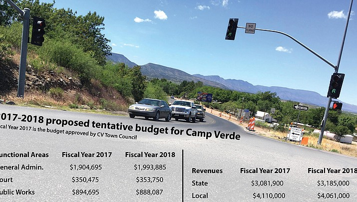 May 8 hearing for public to participate in Camp Verde's budget process