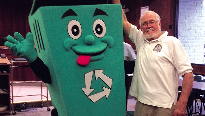 Kingman's Name the Recycling Mascot contest nearing its end