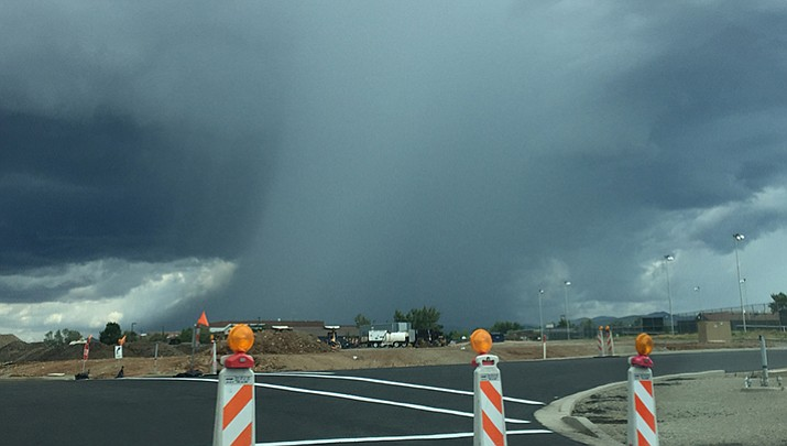 Flash flood warning issued for Yavapai County until 11:15 p.m.