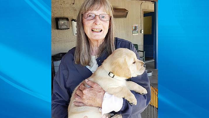 'Dog crazy' Camp Verde resident honored