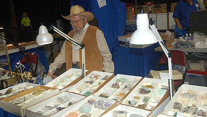 One-of-a-kind items at Prescott Gem & Mineral Club's show, sale Aug. 4-6