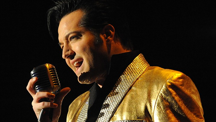 'Salute to Early Elvis' at Elks Aug. 18
