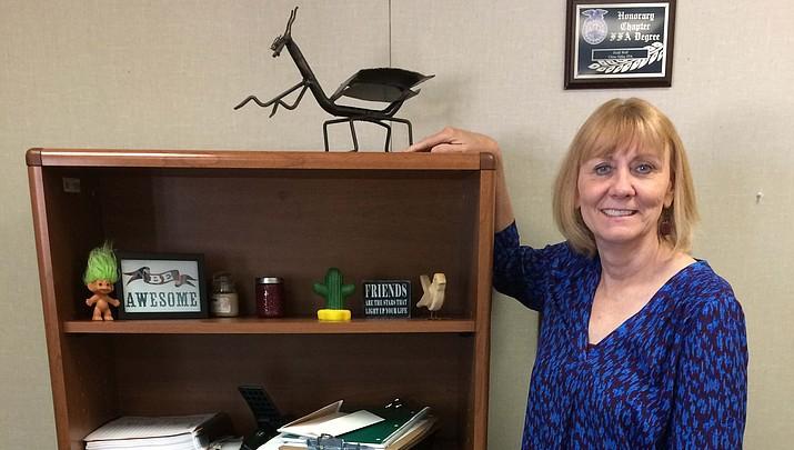 Chino Valley High has new principal