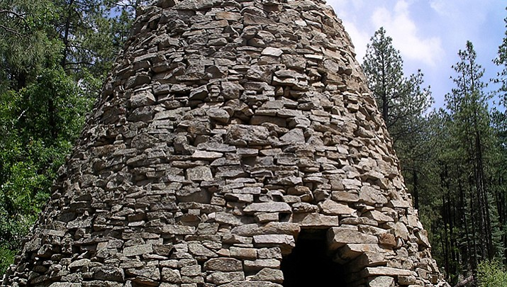 Amazing Places: Charcoal Kiln: impressive, nearby