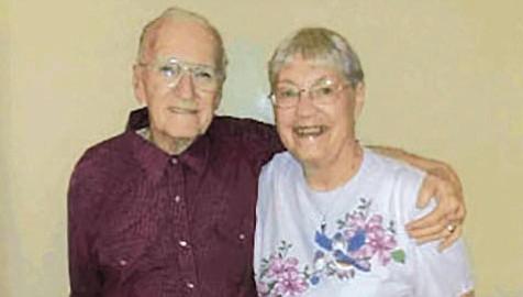 Anniversary   Fred & Gloria Williams
