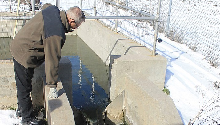 City of Williams gets Santa Fe well back online