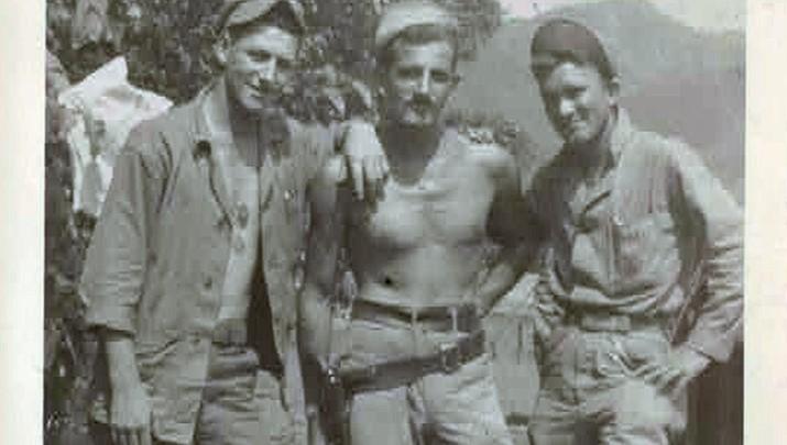 Korea, a war not to be forgotten: Charles Richard Allen, Williams resident, remembers
