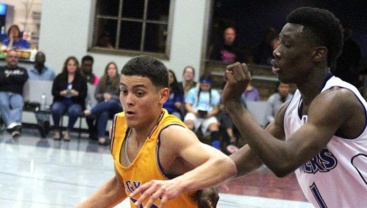 Prep Basketball: Bulldogs overcome Tigers in 2OT, 66-64