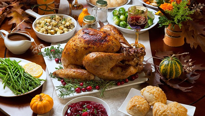 Column   How to overcome the struggle of weight gain over the holidays
