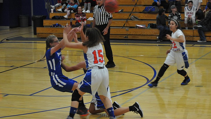 Preps: Chino Valley girls hoops cruises past Northland