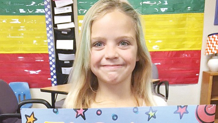 CVUSD Student of the Week: Alekzandria