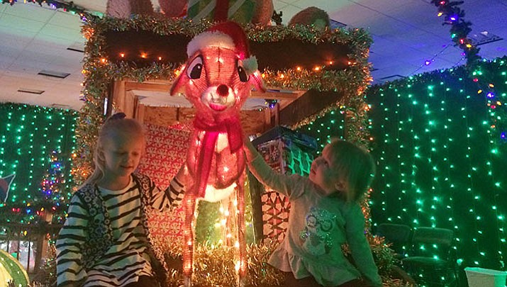Enchanted Christmas Tour of Lights brightens holiday