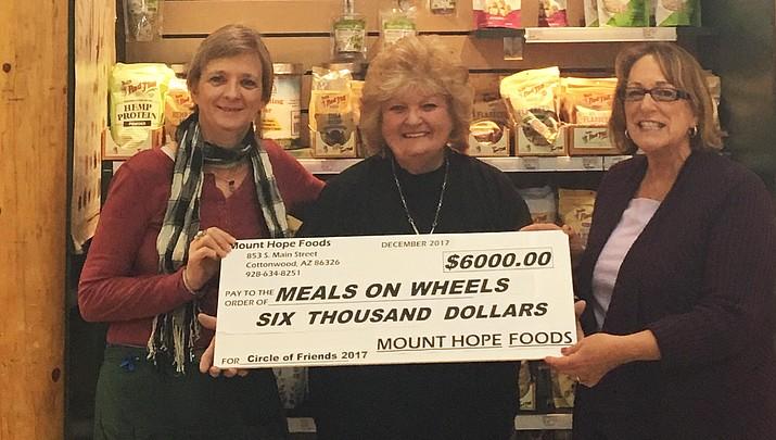 Mount Hope nourishes community