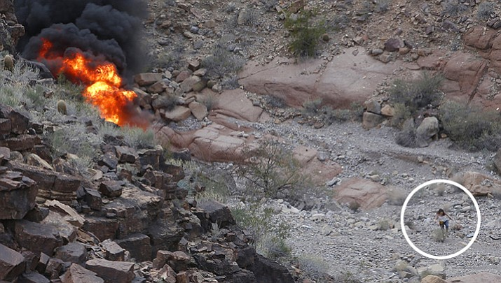 4 survivors of Grand Canyon helicopter crash still critical