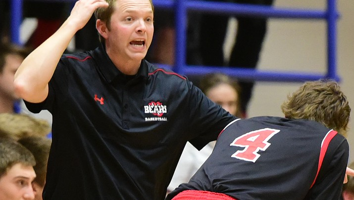 Simpson resigns, search for new Bears basketball coach underway
