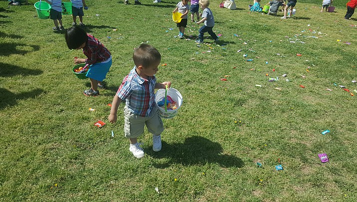 Cottonwood's annual Easter Egg Hunt set for March 31