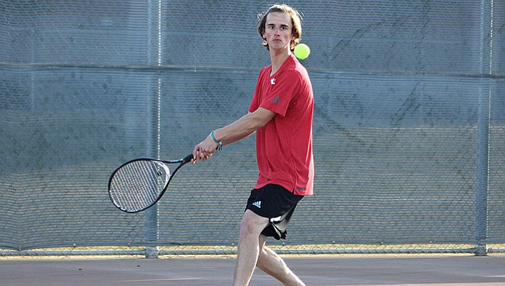 Prep Tennis: Vols look to continue success at state