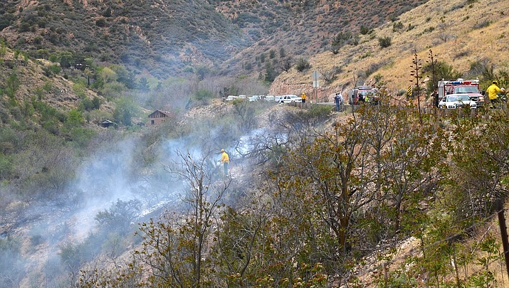 Cause of Jerome wildland fire still undetermined (with video)