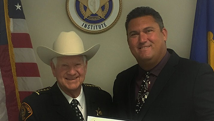 Sheriff Schuster completes training on challenges MCSO must confront