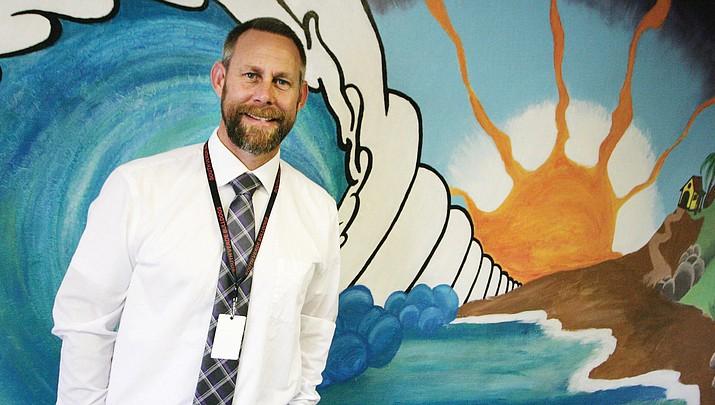 Tankesley named principal at South Verde