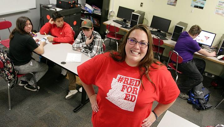 VERDE VALLEY EDUCATOR OF THE WEEK: Katherine Forbes