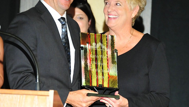 Karin Ward named Woman of the Year