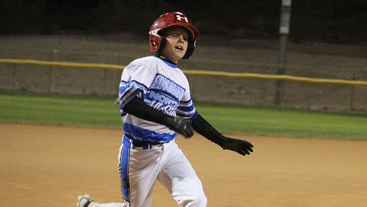 Little League: Kingman North 9-11 All Stars crush Lake Havasu