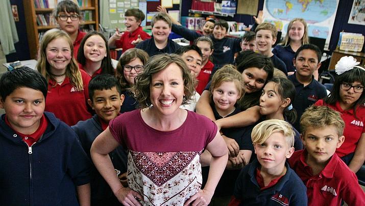VERDE VALLEY EDUCATOR OF THE WEEK: Ellen Dehnert