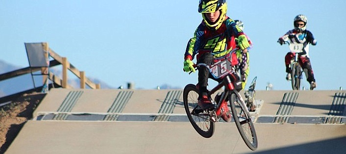 High Desert 66 BMX hosts Olympic Day