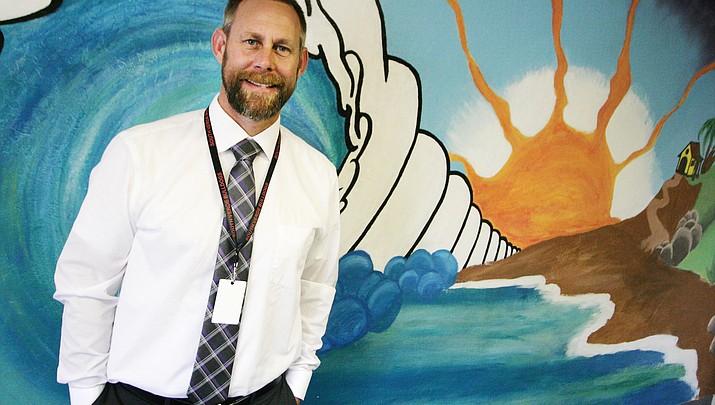VERDE VALLEY EDUCATOR OF THE WEEK: Brian Tankesley