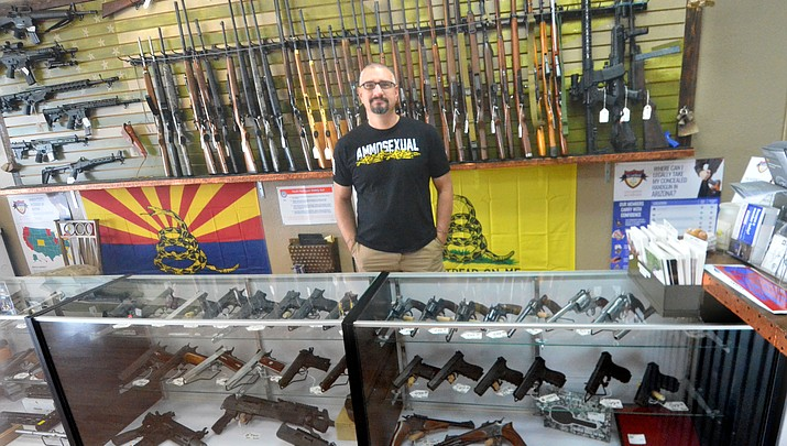 NEW BUSINESS:  Feral Goat Firearms 'gun people serving gun people'